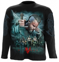 Vikings - Battle - Longsleeve Spiral