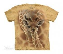 Newborn Giraffe - The Mountain -Junior