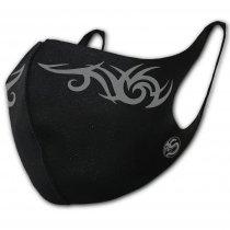 Tribal Mask - Face Mask Spiral