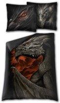 Majestic Draco Single (200x135) - Ložní povlečení Spiral