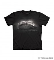 Save The Whales Protect - Junior The Mountain