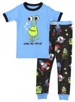 Boys Give Me Space - dětská pyžama LazyOne