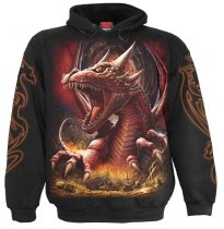 Awake The Dragon - Mikina -Spiral