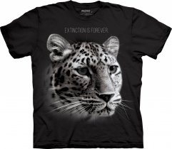 Leopard Extinct Forever Protect - The Mountain