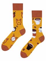 Coffee Time - Ponožky Good Mood