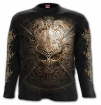Viking Shield - Longsleeve Spiral