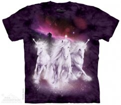 Cosmic Unicorns - T-shirt The Mountain
