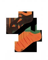 Garden Carrot - Krátké Ponožky - Many Mornings