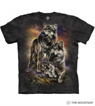 Wolf Family - Junior The Mountain
