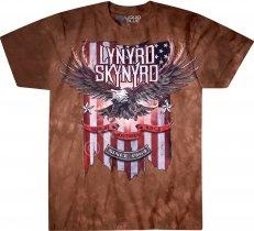 Lynyrd Skynyrd Support Southern Rock - Liquid Blue