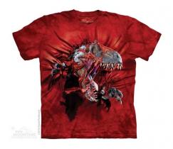 Red Ripper Rex - The Mountain Junior