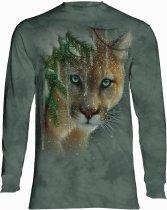 Frozen Puma - Long Sleeve The Mountain