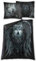 Wolf Spirit Single (200x135) - Ložní povlečení Spiral