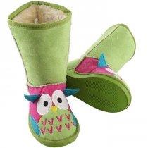 Owl - Detské Papuče Boty – LazyOne