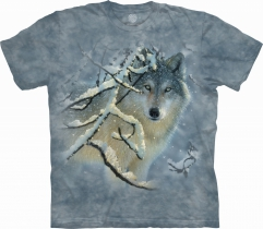 Broken Silence Winter Wolf - The Mountain