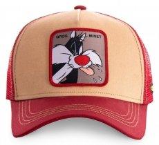 Gros Minet Red Looney Tunes - Kšiltovka Capslab