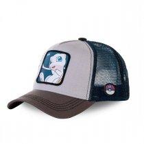 Mew Grey Pokemon - Czapka z daszkiem Capslab