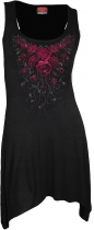 Blood Rose - Camisole Dress Spiral