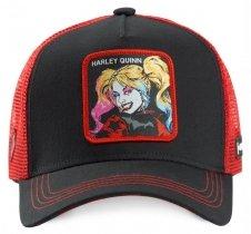 Harley Quinn Red DC - Czapka z daszkiem Capslab