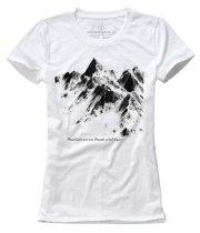 Mountains White - Damska Underworld