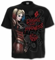 Harley Quinn Embrace Madness - Spiral