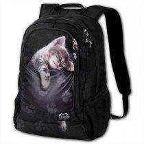 Pocket Kitten - Plecak - Spiral