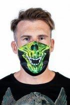 Alien Skull - Maseczka Regulowana Cool Skullz