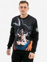 Goku Profile - bluza Dragon Ball