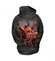 Fire Dragon - The Mountain - Bluza Junior