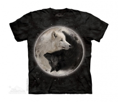 Yin Yang Wolves - The Mountain - Junior