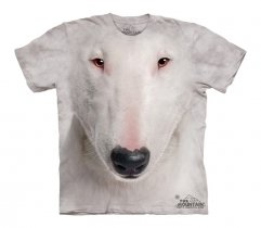 Bull Terrier Face - The Mountain - Junior