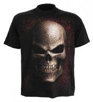 Goth Skull - Spiral