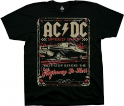 ACDC Speedshop - Liquid Blue