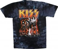 KISS Hotter Than Hell - Liquid Blue