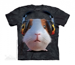 DJ Guinea Pig - The Mountain - Junior