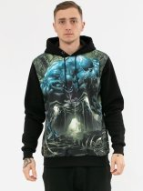 Venom Comics Sewer - bluza z kapturem Marvel