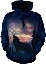 Patriotic Howl - Bluza The Mountain
