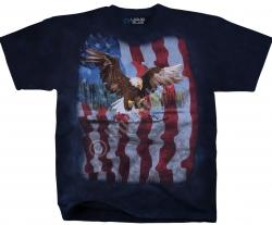 American Bird - Liquid Blue