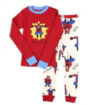 Spider Bear - Piżama Dziecięca Długi rękaw - LazyOne