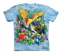 Birds of the Tropics - The Mountain - Koszulka  Junior