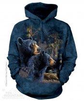 Find 13 Black Bears - Bluza The Mountain