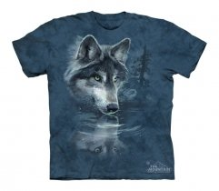 Wolf Reflection - Junior - The Mountain
