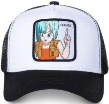 Bulma White Dragon Ball - Czapka z daszkiem Capslab