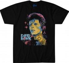 David Bowie Ziggy - Liquid Blue