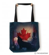 Canadian Howl Wolf - Torba - The Mountain