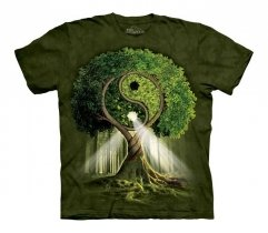 Yin Yang Tree - The Mountain - Junior
