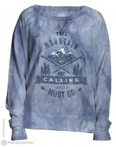 Calling - Bluza Damska - The Mountain