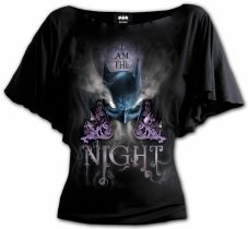 Batman I Am The Night - Bat Spiral