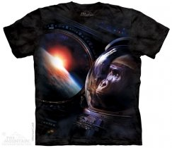 Gorilla Space - T-shirt The Mountain