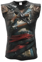 Assassins Creed IV Black Flag - Bezrękawnik - Spiral